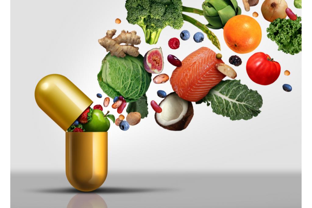 oligoéléments vitamines et mineraux